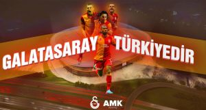 Galatasaray Wallpaper by AMKWorkshop