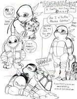 Turtle Tot Doodle Play n Nap T by alaer