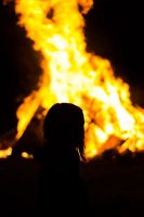 Bonfire -5- October 24, 2014 by D-Maxey