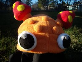 Paras Hat by fireflytwinkletoes