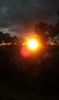 Sunset At Bathurst by ColonelFrontline1152