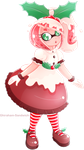 Christmas Pudding Inkling by Ghiraham-Sandwich