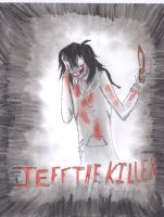 Jeff the killer: Sweet Dreams by GothamGirlDC