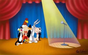 The Voice Of Looney Tunes by 187NotGuilty