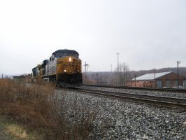 CSX 5480 by LDLAWRENCE