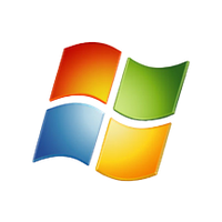 Windows Logo Cut out by colourthevoid