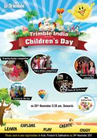 trimble childrens day invitation poster by jamnicky