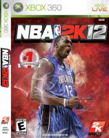 Dwight Howard NBA 2K12 Cover by Angelmaker666