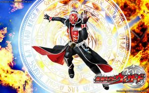 Kamen Rider Wizard Wallpaper by XMarcoXfansubs