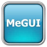 MeGUI Dock Icon by gazzanz