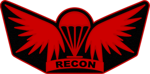 Marine Parachute Recon by CommieTechie