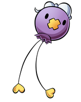 Day 3: Drifloon by PrinceofSpirits