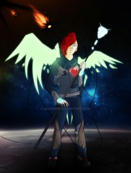 Blackstar / End Of An Empire mix by Laxianne