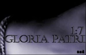 Gloria Patri 1:7 by angeljunkie