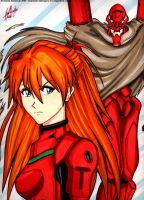 Asuka Langley Soryu by Dark-Zelda777