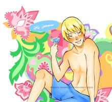 KnB Summer Contest by Raidu-chan