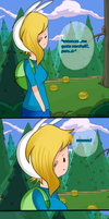 comic -fiolee what's going on? cap 11 by Dulcedy