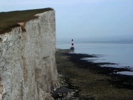 Beachy Head by carriephlyons