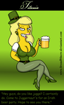St. Patty's Day- Titania by broad86new