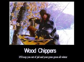 Wood Chippers by psbox362