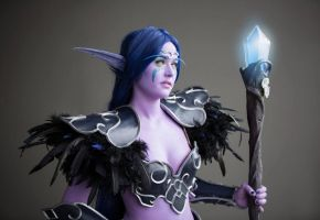 Nigth Elf by KoniCosplay