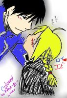 Roy Ed Kissy by FMA-Al-Lover