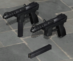 Tec9 - Rigged by ProgammerNetwork
