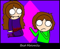 :+: Best Moirails :+: by Ask-Cat-and-OCs