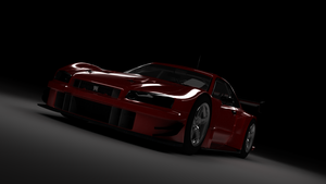 R34 GTR Nissan Super GT by CKuhn