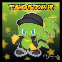 CM_Bday Gift: Todstar Chao part 1 by CCgonzo12