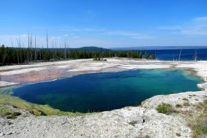 Blue Waters at Yellowstone by tracy-Me