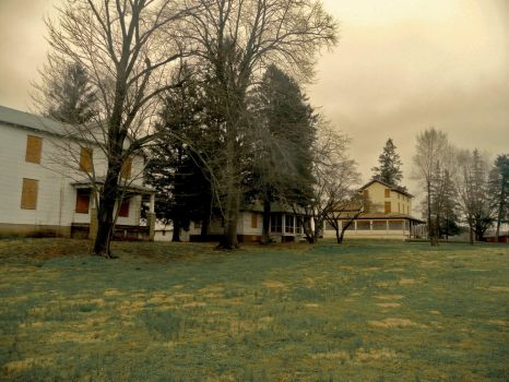 300 acre Farm-Houses by timid-wolf