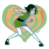 Buttercup by Adlynh