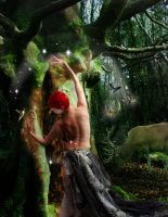 Dryad by faryewing
