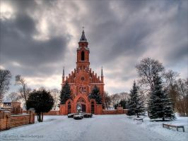 The Church 2 by rici66