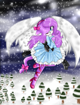 :CE: .:Angel in the Snow:. by Anini-Chu