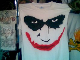 JOKER FACE by javiercr69