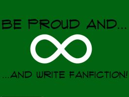 Write Fanfiction by YAYProductions