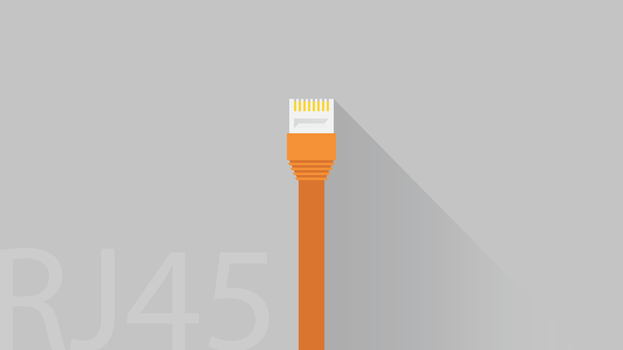 RJ45: Gateway to the Internet by Thomotron