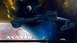 Star Trek Axanar Klingon D-6 by stourangeau