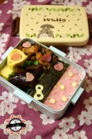 Bento Minnie by RiYuPai