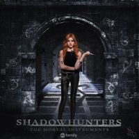 Clary Fray Shadowhunters TV Show Poster by shadowhunterwitch
