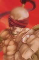 Lee Sin by FROLLIPOP7