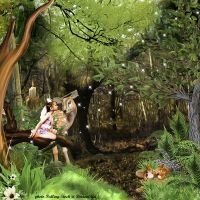 Sweet Forest by Crystal1972