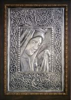 OUR LADY OF SORROWS - AYAMONTE (SPAIN) by arteymetal