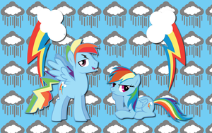 Rainbow Blitz and Dash WP by AliceHumanSacrifice0