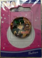 Sailor Pluto GE 1.25'' Button 2013 by hollystarlightanime