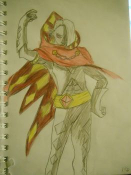 Ghirahim by Linklover54