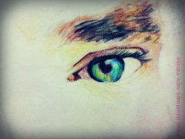 eye*** by VikkySheen