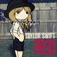 Taylor Swift - RED by NickyToons